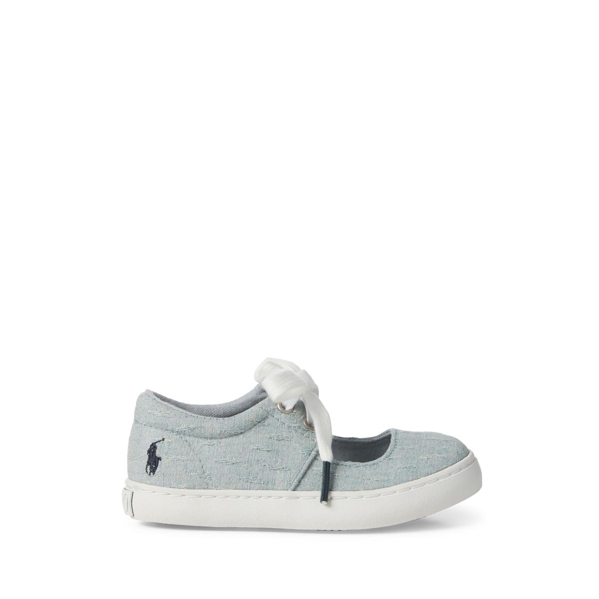 0bb9ce6cf7174 Braylon Chambray Sneaker
