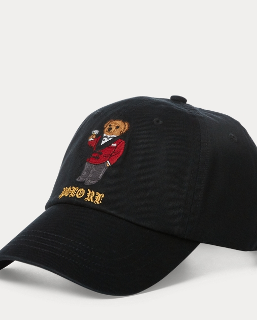 release date: 4b4b0 0c968 Martini Bear Baseball Cap
