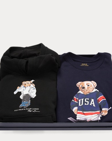 Polo Bear 2-Piece Gift Set