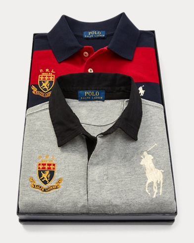 Polo & Rugby 2-Piece Gift Set
