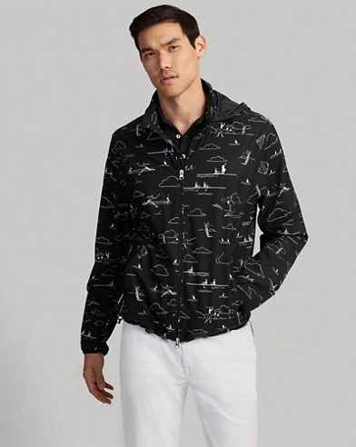 Packable Golf Jacket