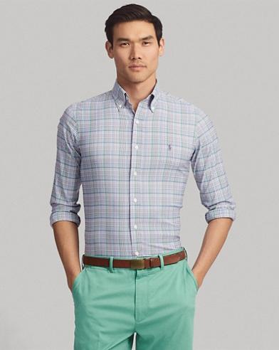 Performance Twill Golf Shirt