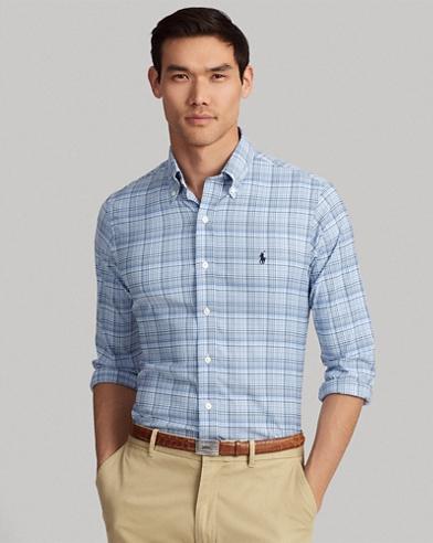 bfd37d82632a Performance Twill Golf Shirt