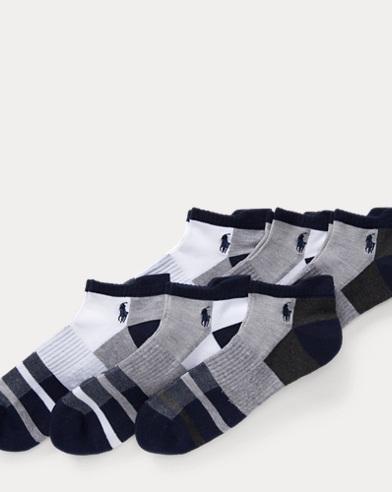 6paires de chaussettes en coton