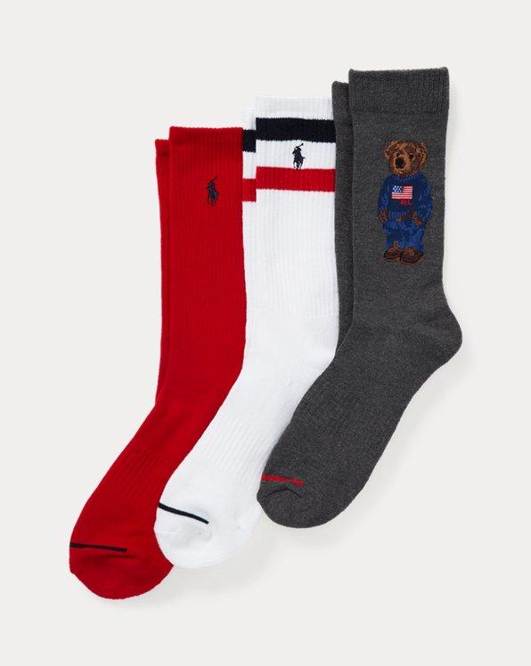 Sport Crew Sock 3-Pack