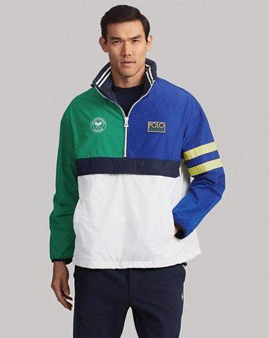 Wimbledon Hooded Pullover