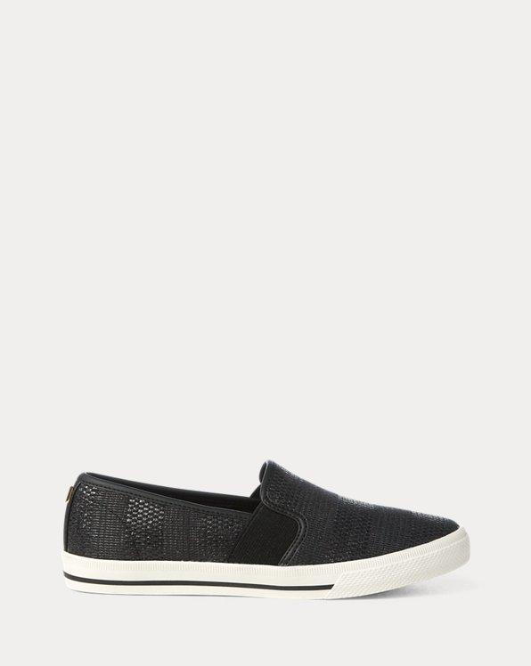 Jinny Woven Slip-On Sneaker