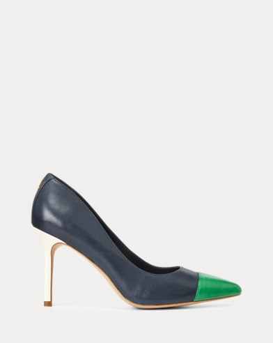 Lindella Leather Pump