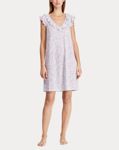 aaac118141 Striped Sleep Shirt.  59.00. Save to Favorites · Ruffled Floral Nightgown.  Lauren