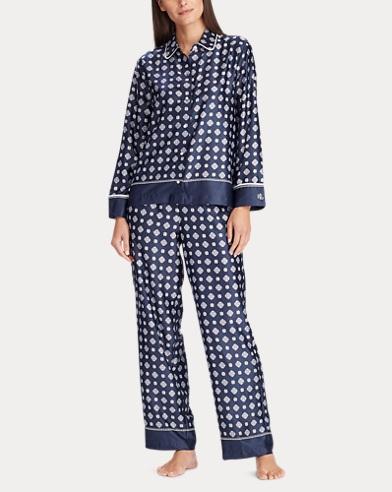adf3c67c Women's Sleepwear, Loungewear, Pajama Sets, & Robes   Ralph Lauren