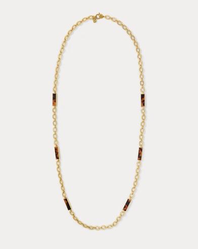 Bar Gold Chain