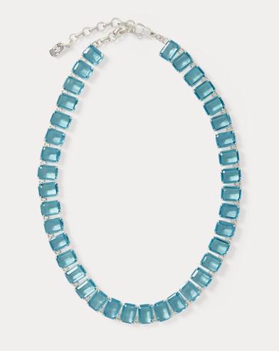 Stone Collar Necklace