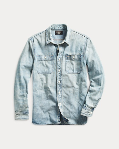 Indigo Denim Workshirt