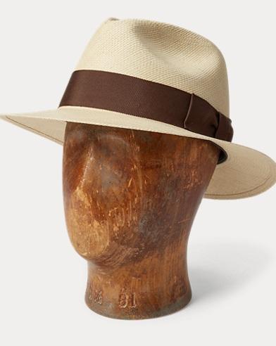 Hand-Woven Panama Hat