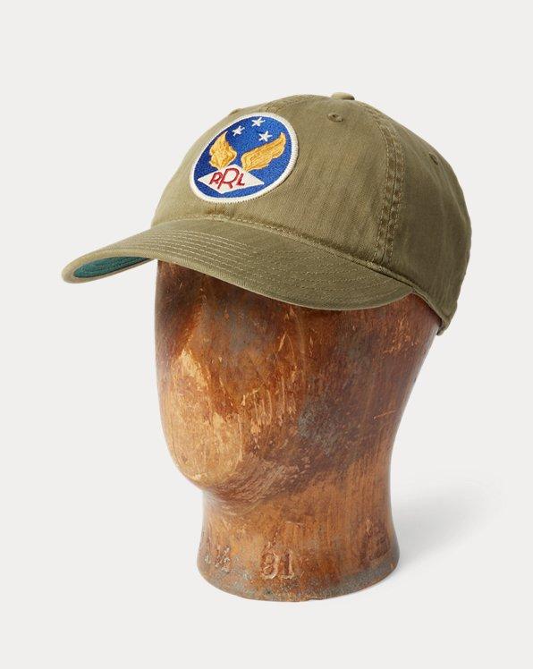 Garment-Dyed Twill Ball Cap