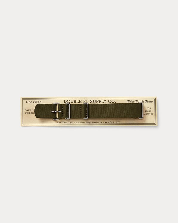 Wrist-Watch Strap