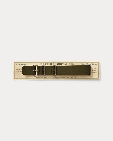 Polyester Watch Strap