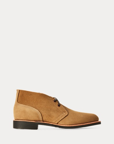 Roughout Suede Boot
