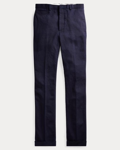 Pantaloni velluto a coste Slim-Fit d1e999aef51