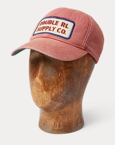 Garment-Dyed Twill Trucker Cap