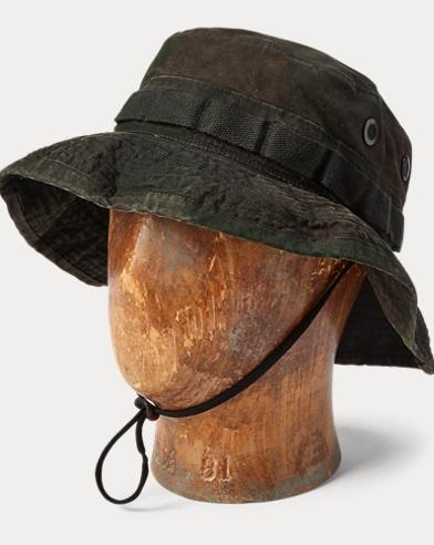 Canvas Boonie Hat