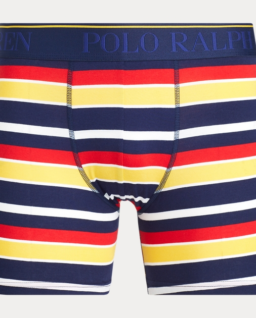 quality real deal special price for Striped Boxer Brief
