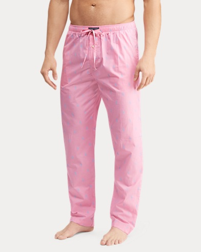 58ae42e93 Woven Cotton Pajama Pant. Take an extra 30% off. Polo Ralph Lauren