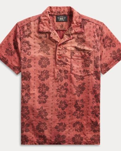Hawaiian Knit Shirt