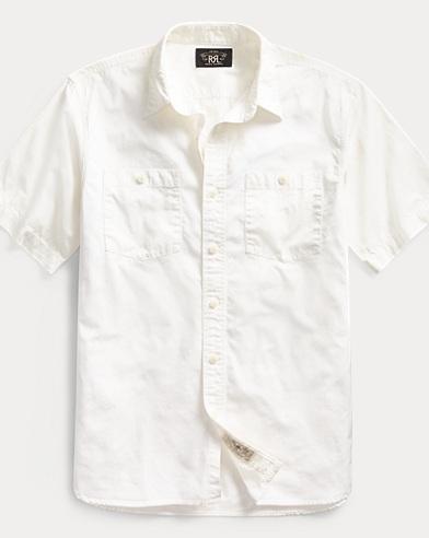 Cotton Twill Workshirt