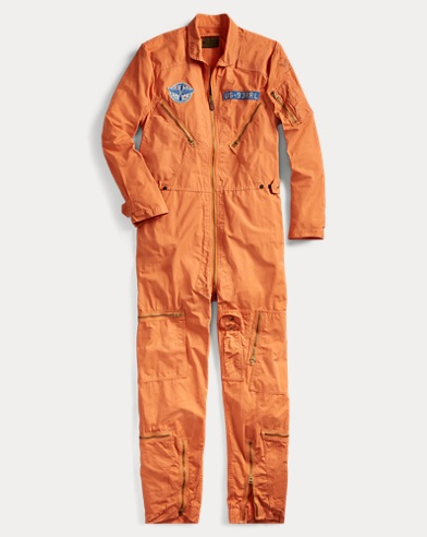 Limited-Edition Flight Suit