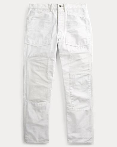 Cotton Sateen Pant