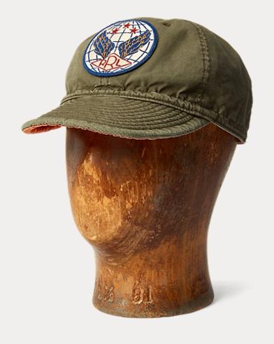 Reversible Cotton Cap