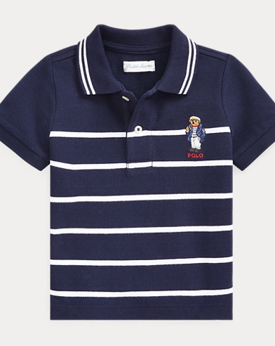 30f425f8 Baby Boys' Polos: Short and Long Sleeved Polo Shirts | Ralph Lauren