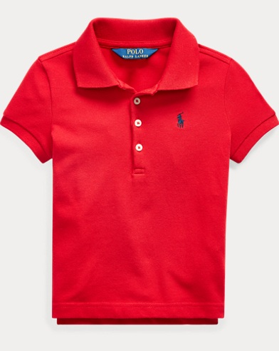 9e3eff39e Girls  Polo Shirts - Long   Short Sleeve Polos