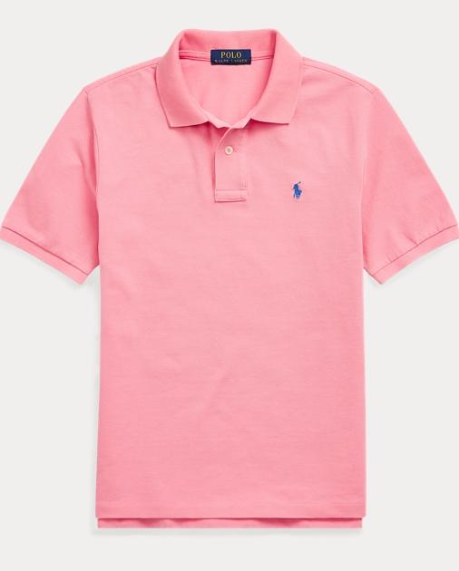 Boys 8-20 Cotton Mesh Polo Shirt 1