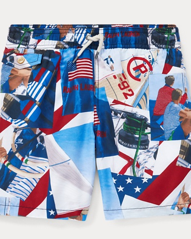 cce28226f7cc8 Boys' Swim Trunks, Swimwear, & Swimsuits in Sizes 2-20 | Ralph Lauren