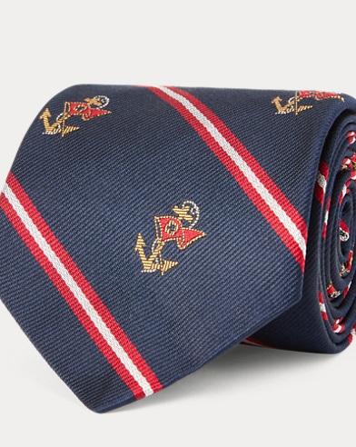 Silk Narrow Tie