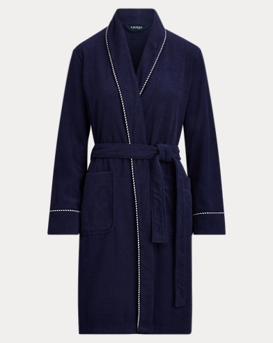 Anchor Cotton-Blend Robe