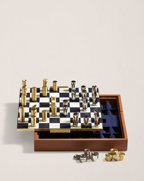Fowler Chess Set