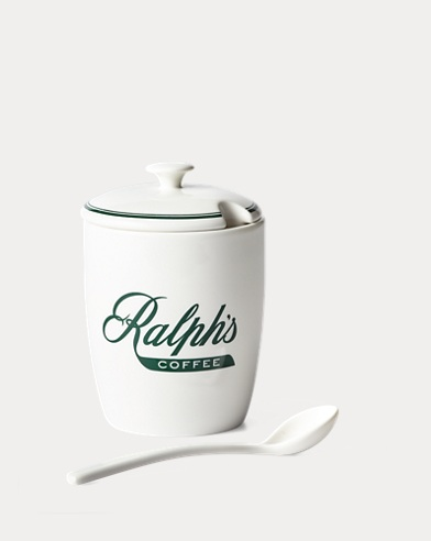 Ralph's Coffee Jam Pot