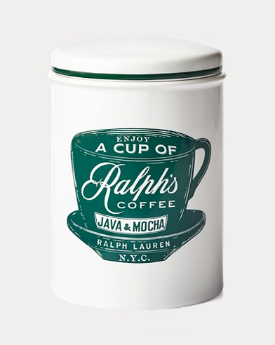 Ralph's Coffee Canister