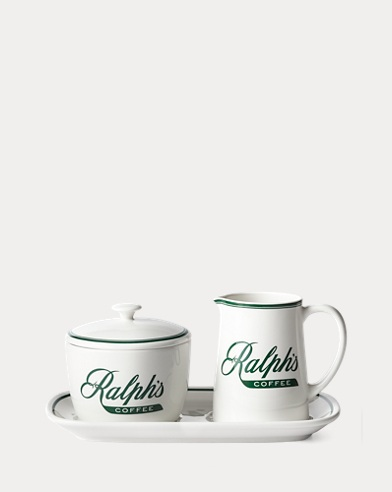 Ralph's Coffee Tray Set