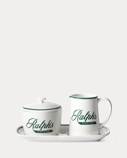 Ralph's Coffee Tray Set