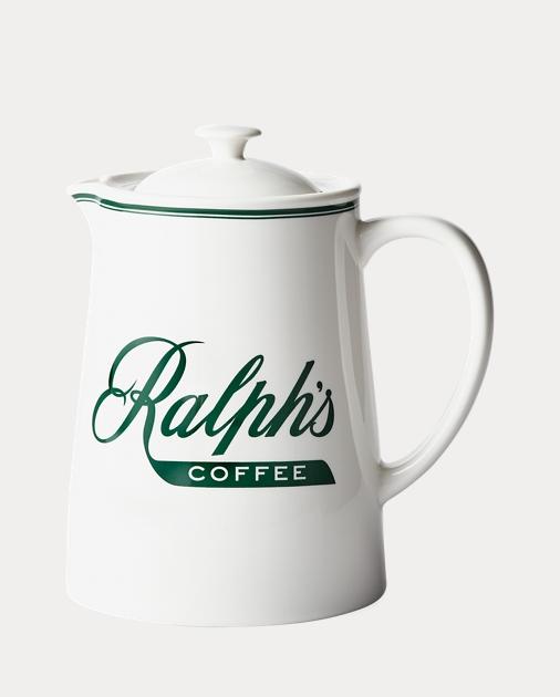 Ralph's Coffee Drink Server