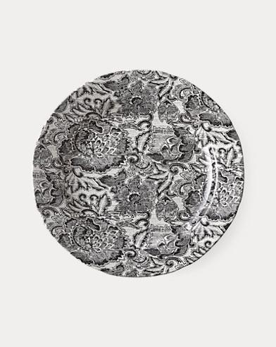 Faded Peony Dinner Plate