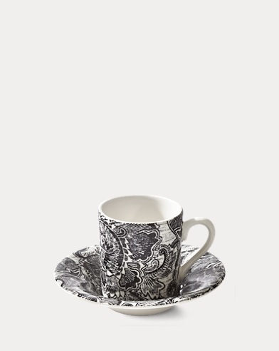 Faded Peony Espresso Cup