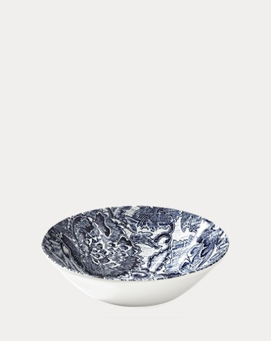 Faded Peony Cereal Bowl