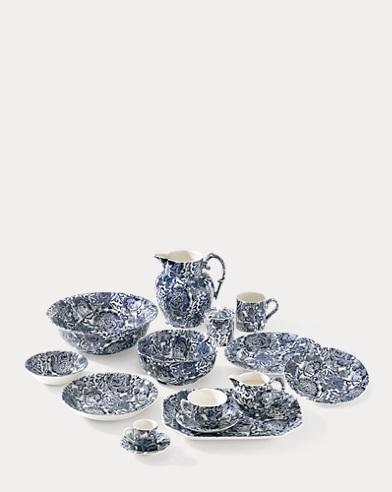 Burleigh Faded Peony Dinnerware Collection