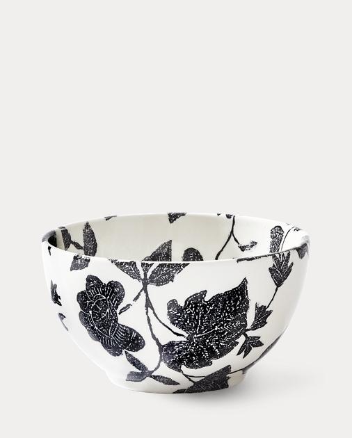 Garden Vine Ice Cream Bowl