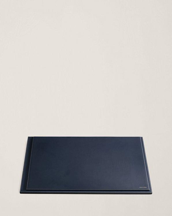 Brennan Leather Desk Blotter
